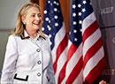 美国大选商战:不会做广告的夫人不是好总统
