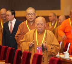 現場直擊:中佛協第九次全國代表會議