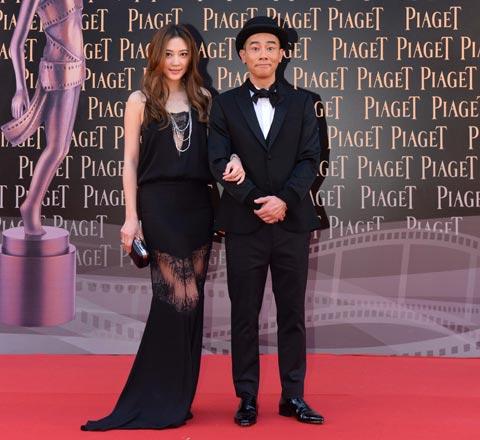红毯高奢 香港电影节上的伯爵盛宴