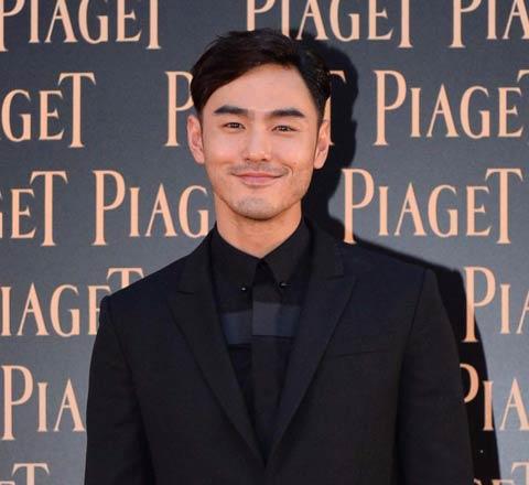 香港電影節男星搶鏡 萬能型男紅毯造型copy法典