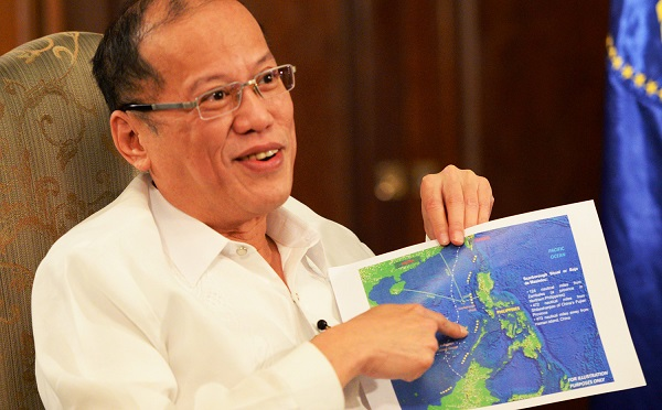 """菲律宾总统:习近平态度诚恳 不以""""老大哥""""自居"""