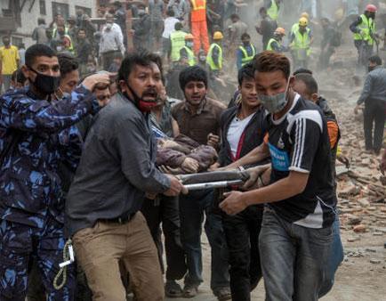 獨家:尼泊爾強震後  各國如何援助