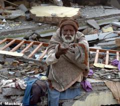2005年巴基斯坦地震7万人遇难