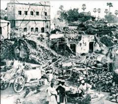 1934年南亚地震3万人遇难
