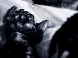 《長城》拍攝日誌首曝光 張涵予微博喊話老戰友林更新