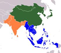 向東看:印度版重返亞洲政策
