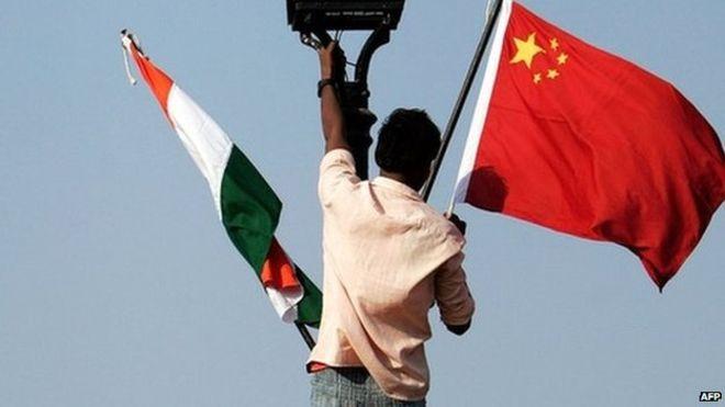 印媒:中印權力嚴重失衡 莫迪訪華尋求戰略共處