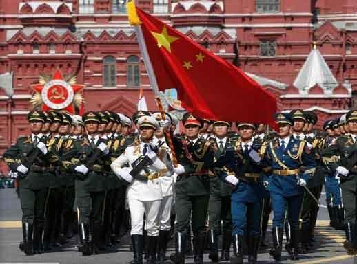 中國紀念抗戰70週年閲兵式 俄國因素恐有影響