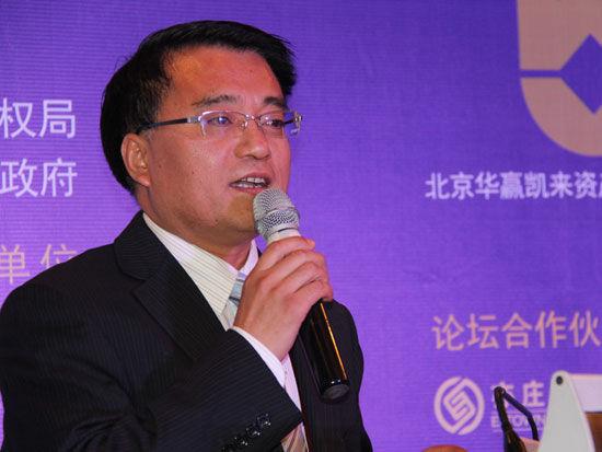 王槑:開發園區服務趨向金融化