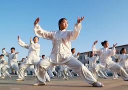 台灣治療慢性精神病患:太極拳復健 助穩定病情