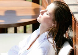 初夏晒4个部位百病消 每周晒太阳别少于40分钟