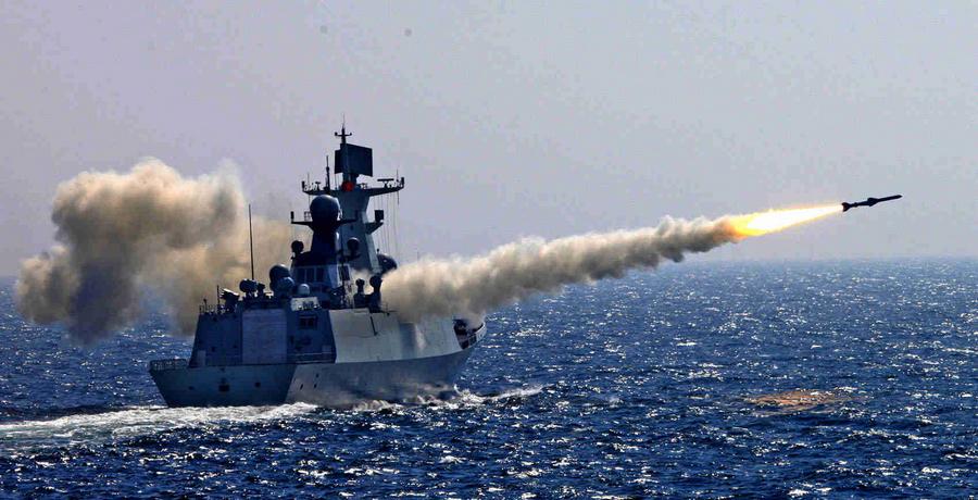 解放軍首支水面艦隊成海上王牌 打一江山島七戰七捷