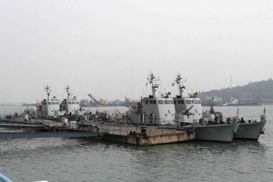 """""""革命老驱""""服役整30年 成中国海军史上重要一页"""