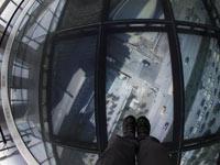 500米高空俯瞰美國紐約