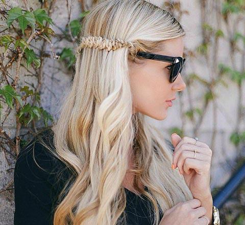 豔陽高照還不把頭髮紮起來 最全40種編髮為你準備好了