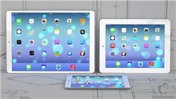 苹果iPad pro或将采用银纳米线材质打造面板