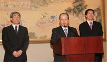 """中央""""三人组""""在深圳政改会面都重点谈了啥?"""
