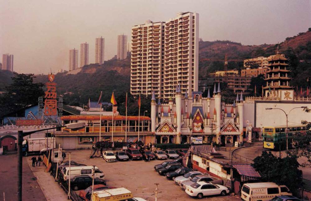 更是记录了香港各社区的游乐场及设施