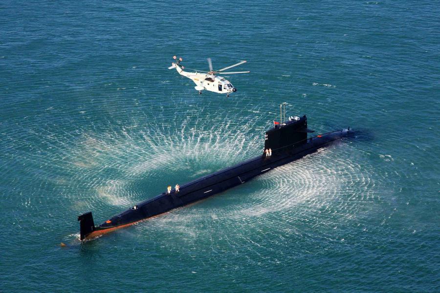 中國艦載直升機團領導曾向外軍請教如何夜降被拒