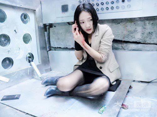 电影《异种》刘青独挑大梁