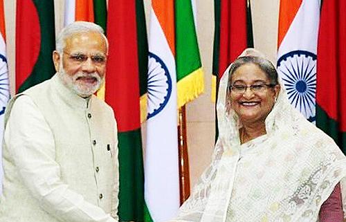 英媒:因為中國 印度向孟加拉讓出41平方公里領土