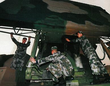 内地军事专家:中国分导式多弹头成美国噩梦
