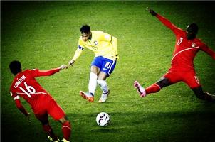 内马尔:金球奖只能是梅西 压阿根廷夺美洲杯