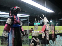 貴州少數民族服飾首次在台北故宮集中展出