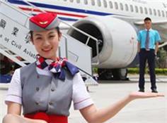 准空姐空少浪漫毕业照 致青春我们一起飞翔!