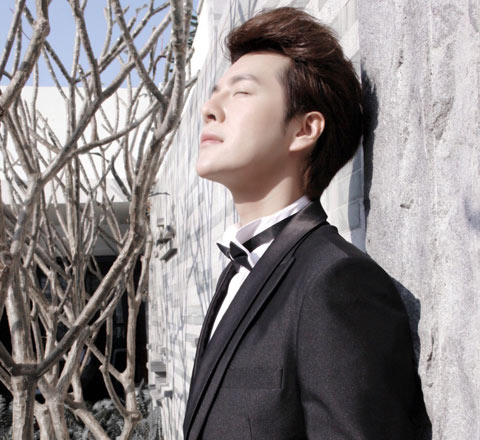 徐海乔:男人的气质不需要外在装饰