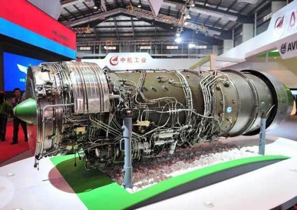军工重点突破航空发动机