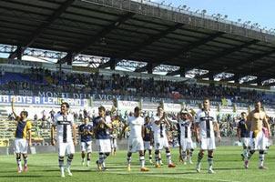 帕尔马正式破产 将征战意丁联赛