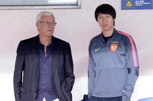 李铁正式从恒大教练组辞职 恒大意大利因素消失