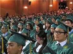 纽约布朗士科学高中华裔毕业生成绩亮眼