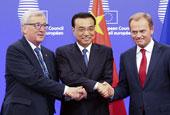 李克强就希腊债务问题阐述中国政府立场