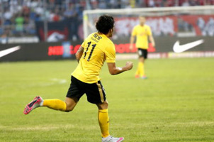 中超-高拉特梅开二度 恒大2-0亚泰领跑积分榜
