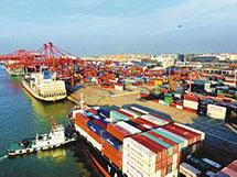 上半年外貿同比下降6.9% 一帶一路驅動力有限