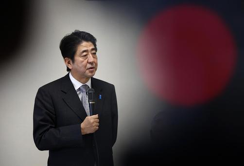 日本媒体猛批安倍强推安保法 称其暴露原形