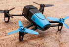 看世界新视角 派诺特Bebop Drone无人机