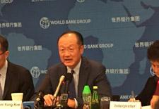 """世界银行行长""""点赞""""亚投行:金立群领导有力"""