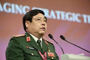 """越南国防部长""""被去世"""" 去年曾率16名高官访华"""