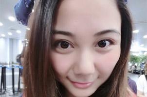 她被称作中国花游女神