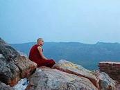 朝圣鹫峰 释迦说法灵山一会俨然未散