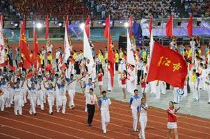 湛江办省运积累体育财富 体育设施面积两年升56%
