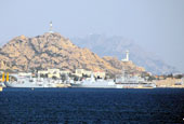 传三亚建成2号航母基地