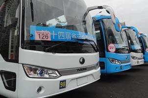 湛江打造史上最环保省运 一举措减排超252吨