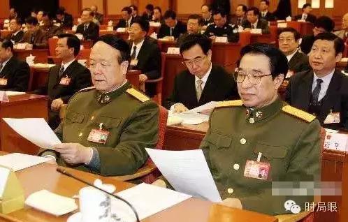 郭和徐,谁对军队危害更大?