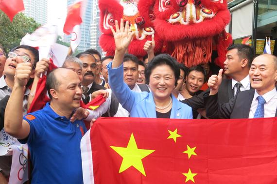 大公52张图 全程记录北京获得2022冬奥举办权