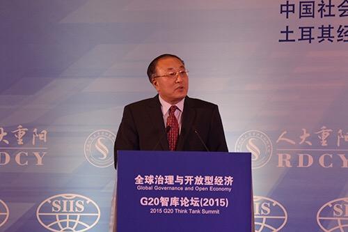 中國土耳其領銜G20智庫峯會 奧巴馬顧問:中國更強大