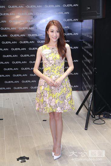 林夏薇称老公不是圈中人,不想因为自己的身份而影响到他-TVB小花